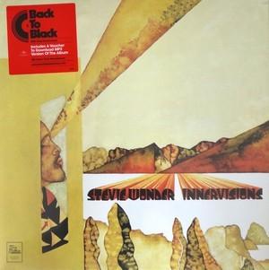 WONDER, STEVIE – INNERVISIONS (LP)
