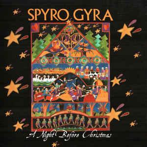 SPYRO GYRA A NIGHT BEFORE CHRISTMAS CD HEADS 0813145 –  (CD)