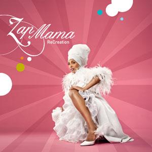 ZAP MAMA RECREATION CD HEADS 0813159 –  (CD)