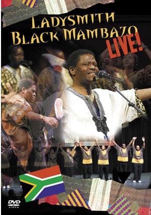 LADYSMITH BLACK MAMBAZO LIVE! DVD HEADS 0817149 –  (DVD)