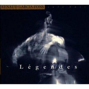 GARCIA-FONS, RENAUD LEGENDES –  (CD)