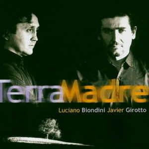 BIONDINI, LUCIANO/JAVIER TERRA MADRE CD ENJA 0094632 –  (CD)