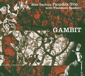 DARRIAU, MATT & PARADOX T GAMBIT CD ENJA 0094742 –  (CD)