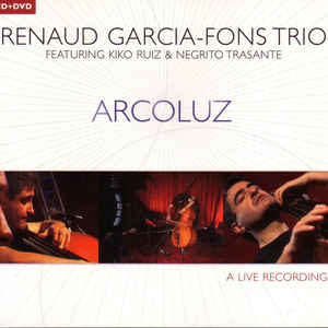 GARCIA-FONS, RENAUD ARCOLUZ 2CD ENJA 0094732 –  (CD)
