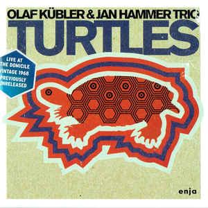 KNBLER, OLAF/JAN HAMMER TURTLES CD ENJA 0095122 –  (CD)