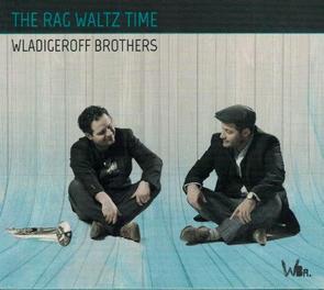 WLADIGEROFF BROTHERS – RAG WALTZ TIME (CD)