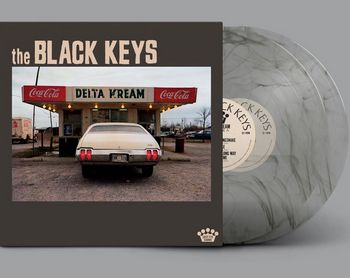 BLACK KEYS, THE – DELTA KREAM (COLOURED) (2xLP)