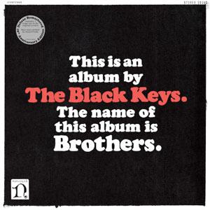 BLACK KEYS – BROTHERS (2xLP)