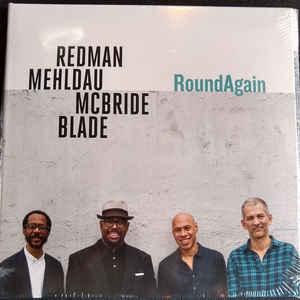 REDMAN, MEHLDAU, MCBRIDE, BLADE – JOSHUA REDMAN, BRAD MEHLDAU, CHRISTIAN MCBRIDE, BRIAN BLADE (CD)