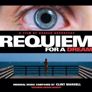 O.S.T. / KRONOS QUARTET & CLINT MANSELL – REQUIEM FOR A DREAM -OST- (2xLP)