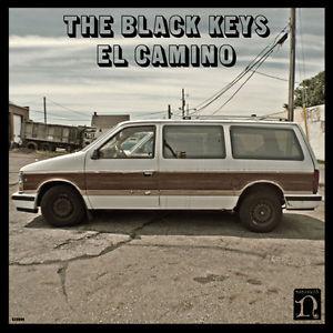 BLACK KEYS – EL CAMINO (2xLP)