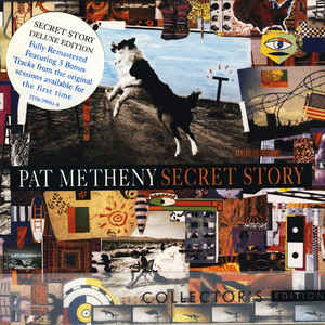 METHENY, PAT -GROUP- – SECRET STORY -DELUXE- (2xCD)