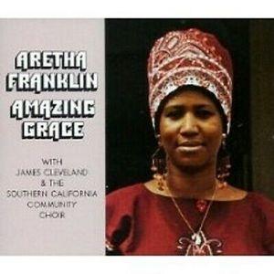 FRANKLIN, ARETHA – AMAZING GRACE (2xCD)