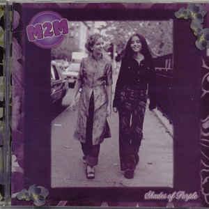 M2M – SHADES OF PURPLE (CD)