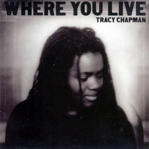 CHAPMAN, TRACY – WHERE YOU LIVE (CD)