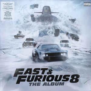 OST FAST & FURIOUS THE AKBUM LP –  (LP)