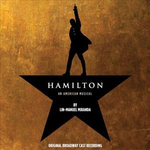 ORIGINAL BROADWAY CAST – HAMILTON: AN AMERICAN MUSICA (4xLP)