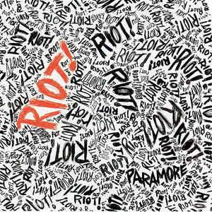 PARAMORE – RIOT! (VINYL) (LP)