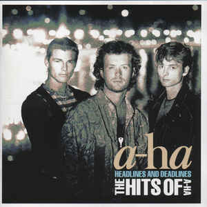 A-HA – HEADLINES AND DEADLINES – THE HITS OF A-HA (CD)