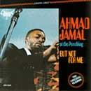 JAMAL, AHMAD – AT THE PERSHING (CD)