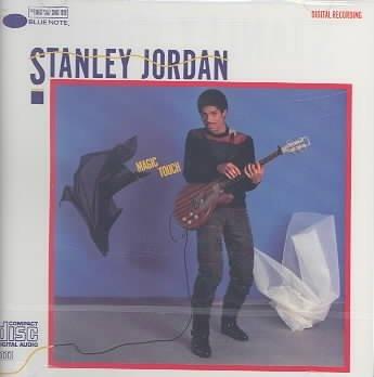 JORDAN, STANLEY – MAGIC TOUCH (CD)