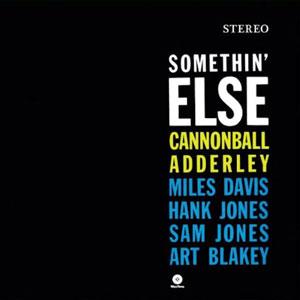 ADDERLEY, CANNONBALL – SOMETHIN' ELSE (LP)
