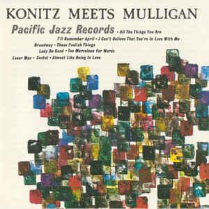 KONITZ, LEE/GERRY MULLIGA KONITZ MEETS MULLIGAN 1CD BLUEN7468472 X-ANIM –  (CD)