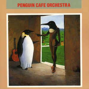 PENGUIN CAFE ORCHESTRA PENGUIN CAFE ORCHESTRA CD –  (CD)