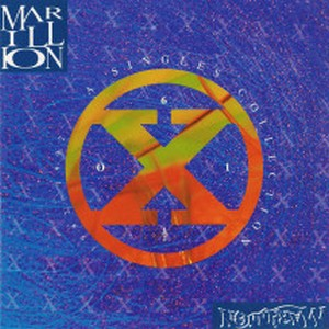 MARILLION – A SINGLES COLLECTION (CD)