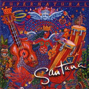 SANTANA – SUPERNATURAL (CD)