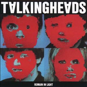 TALKING HEADS – REMAIN IN LIGHT HQ VINYL LP (LP)