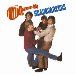 MONKEES HEADQUARTERS CD RHINO 777602 –  (CD)