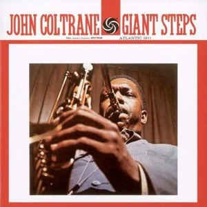 COLTRANE, JOHN – GIANT STEPS (LP)