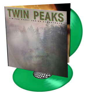 OST – TWIN PEAKS – MUSIC FROM (THE LIMITED EVENT SERIES) (2xLP)
