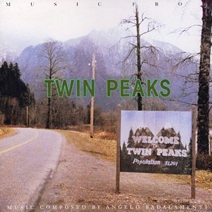 OST – MUSIC FROM TWIN PEAKS (LP)