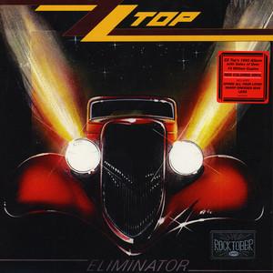 ZZ TOP – ELIMINATOR (LP)