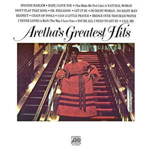 FRANKLIN, ARETHA – GREATEST HITS (LP)