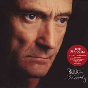 COLLINS, PHIL – BUT SERIOUSLY (DELUXE EDITION -2CD) (2xCD)