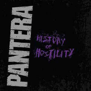 PANTERA – HISTORY OF HOSTILITY (LP)