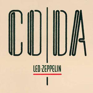 LED ZEPPELIN – CODA (LP)