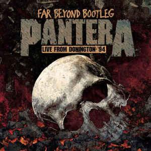 PANTERA – FAR BEYOND BOOTLEG: LIVE DONINGTON `94 (LP)
