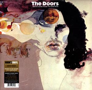 DOORS, THE – WEIRD SCENES INSIDE THE GOLDMINE (2xLP)