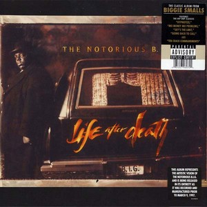 NOTORIOUS B.I.G. – LIFE AFTER DEATH (3xLP)