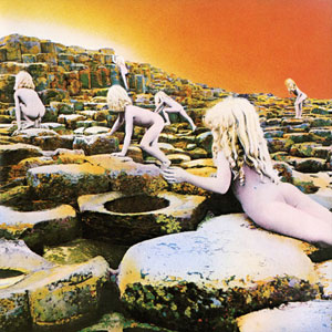 LED ZEPPELIN – HOUSES OF THE HOLY (LP)