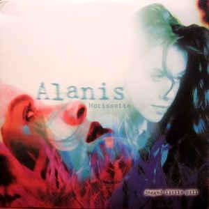 MORISSETTE, ALANIS – JAGGED LITTLE PILL 180 GR. VINYL LP (LP)