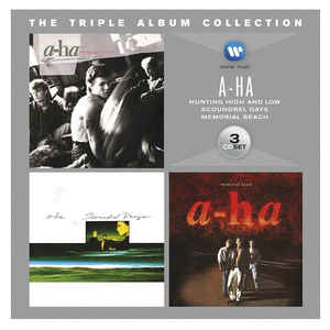 A-HA – TRIPLE ALBUM COLLECTION (3xCD)