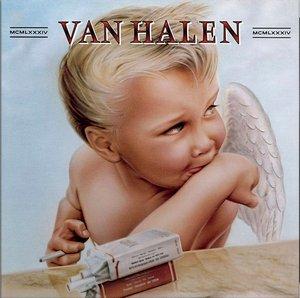 VAN HALEN – 1984 VINYL LP (LP)