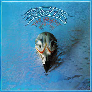 EAGLES – THEIR GREATEST HITS 71-75 (LP)