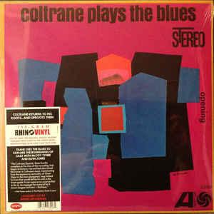 COLTRANE, JOHN – PLAYS THE BLUES 180GR (LP)