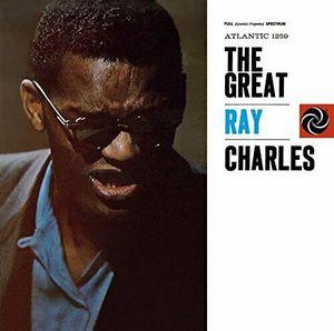 CHARLES, RAY – GREAT RAY CHARLES (LP)